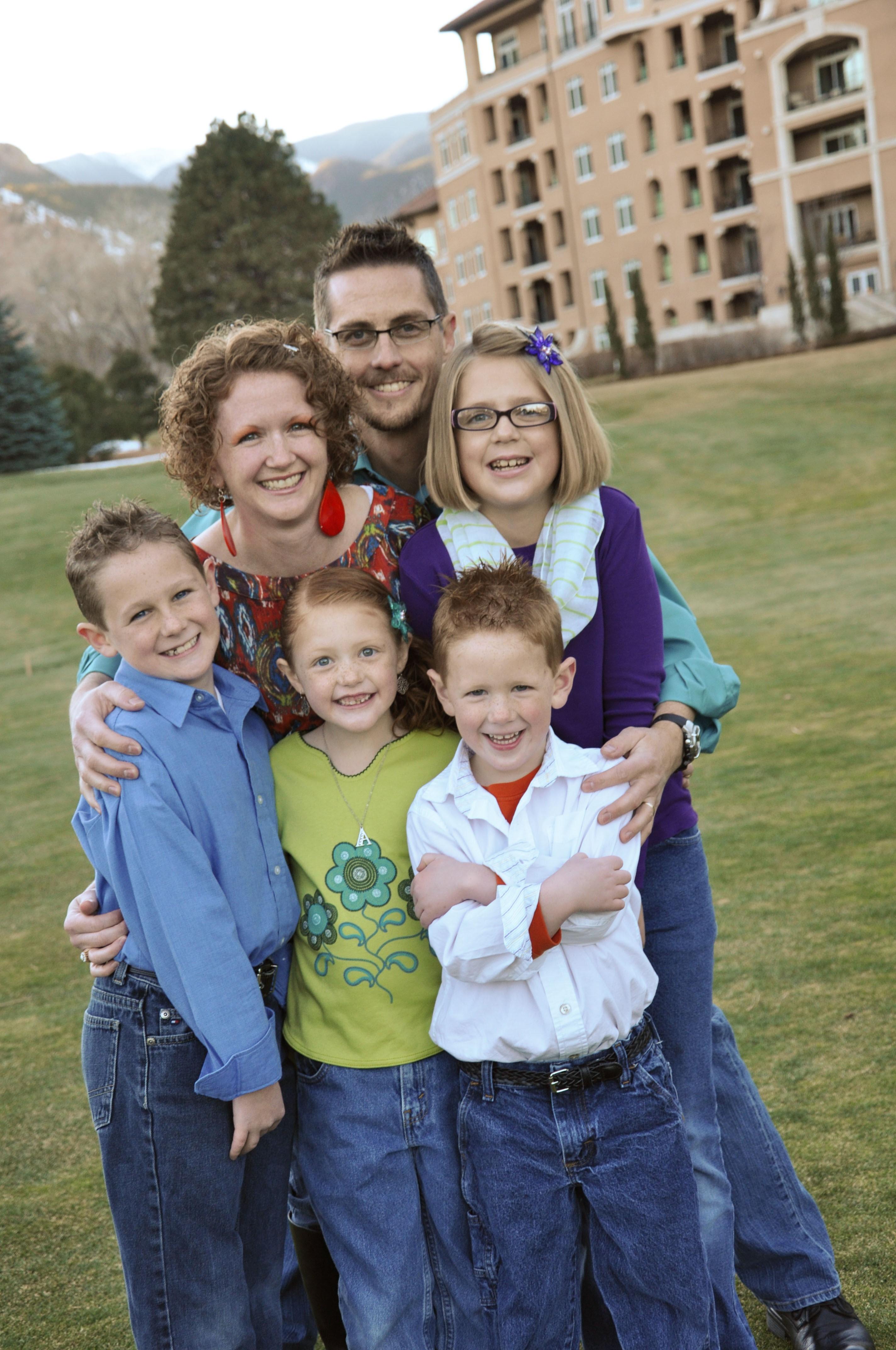 Spann Family - small